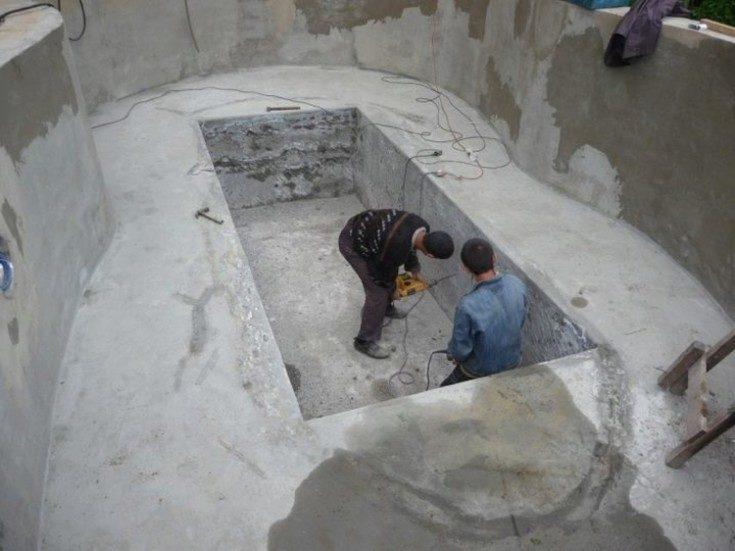 Проекты бань с бассейном и комнатой отдыха