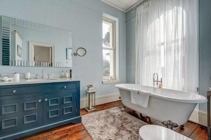 (+80 фото) Ванная в стиле прованс