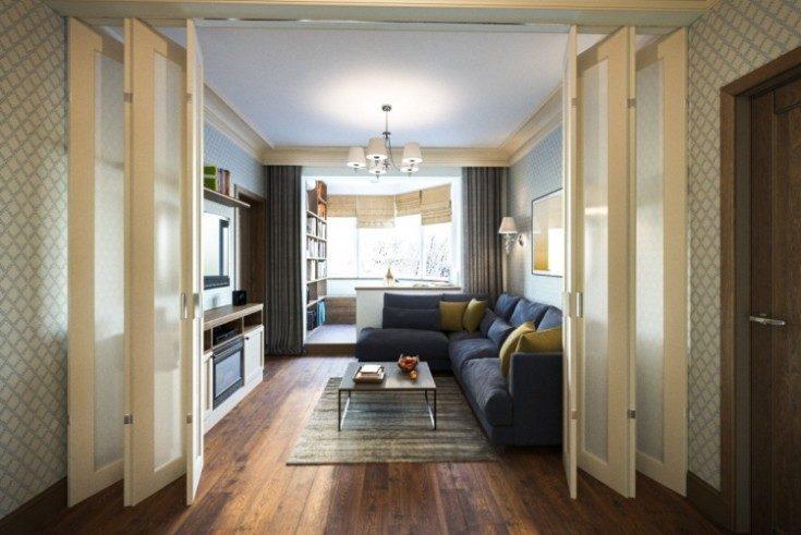 Схемы и фото планировки квартир п 49 серии с размерами удачные решения