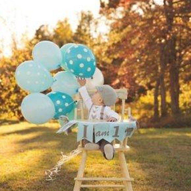 Фотозона на день рождения мальчика своими руками