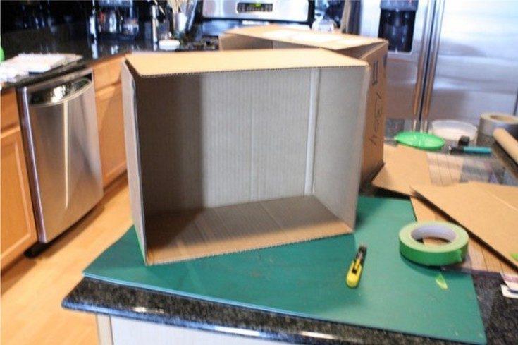 (+75 фото) Кукольный домик своими руками