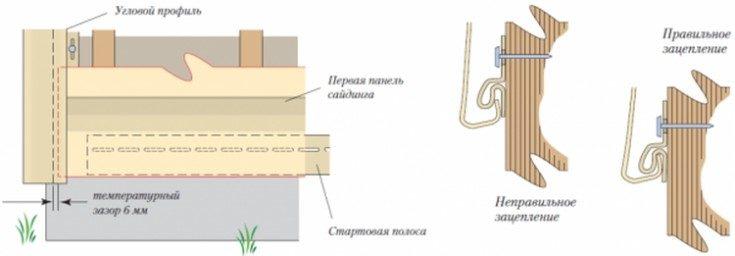 Металлический сайдинг под кирпич фото домов