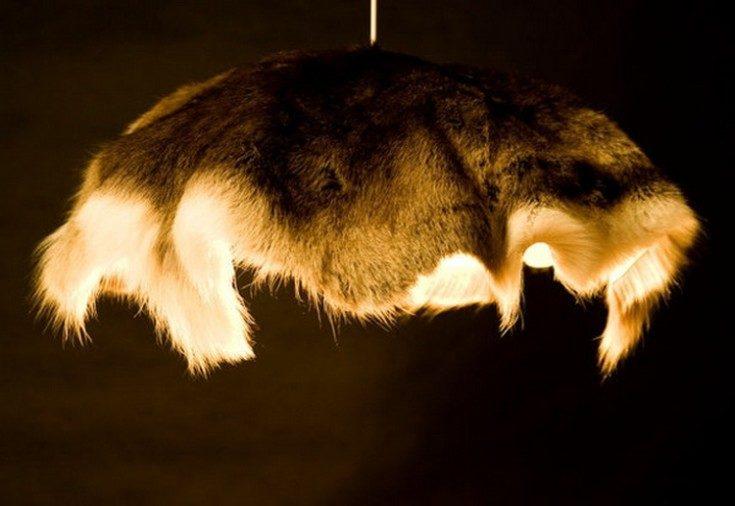 (+70 фото) Шкуры животных Икеа и Леруа в интерьере 70 фото