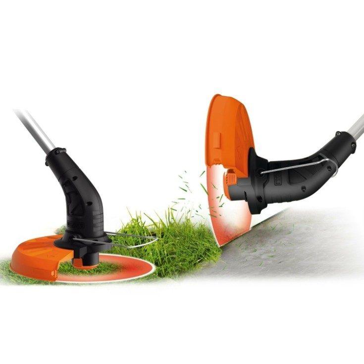 (+35 фото) Как выбрать электрический триммер для травы