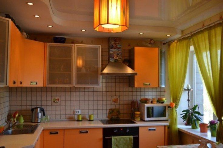 Тюль на кухню 67 фото лучших идей