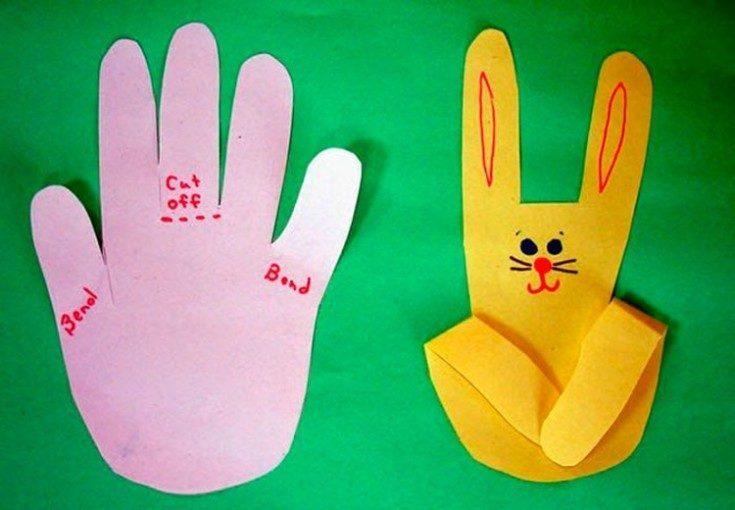 Поделки для детей 5 лет своими руками