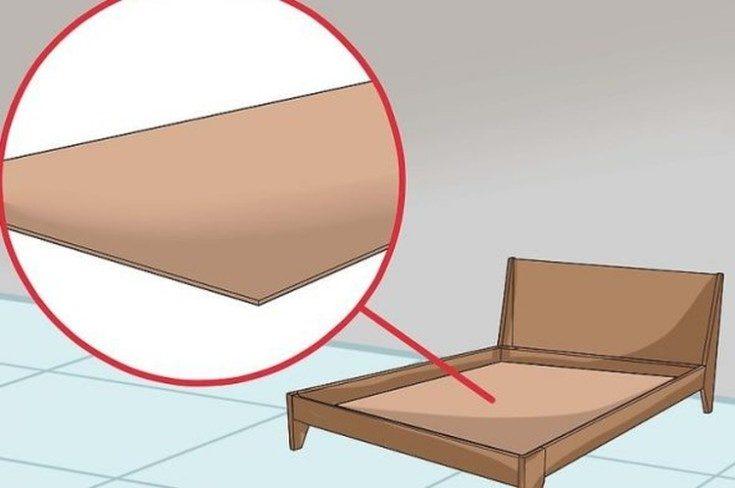 Что делать если скрипит кровать