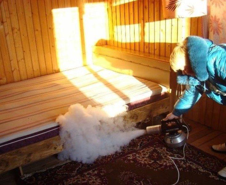Как убрать запах гари и дыма в квартире