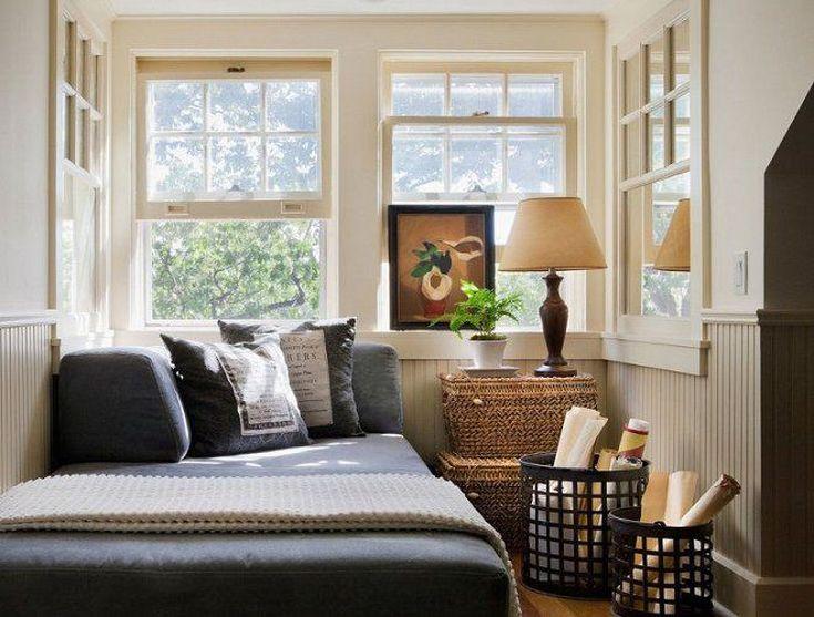 Красивые идеи дизайна маленькой комнаты, стиль, цвета, мебель