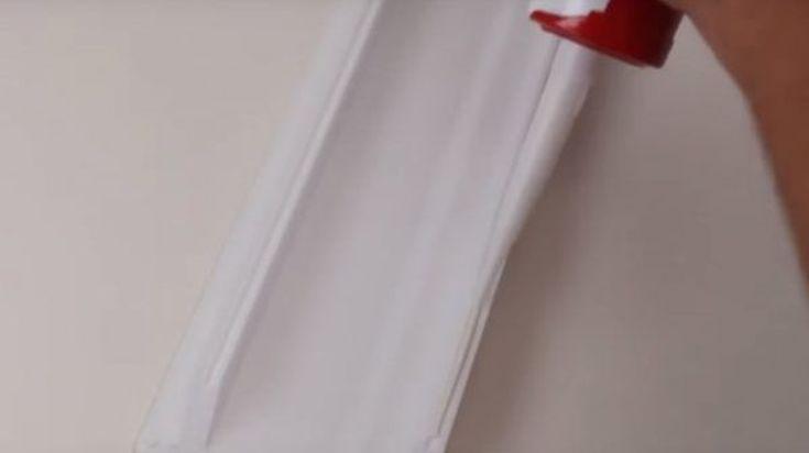 (+35 фото) Белый плинтус в интерьере