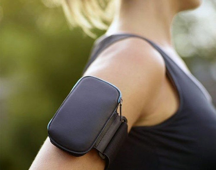 (+72 фото) Чехол для телефона на руку своими руками