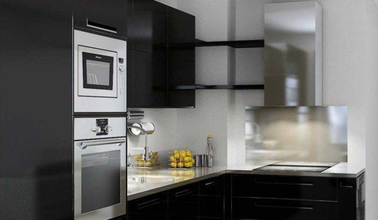 (+35 фото) Кухни в стиле хайтек примеры и идеи