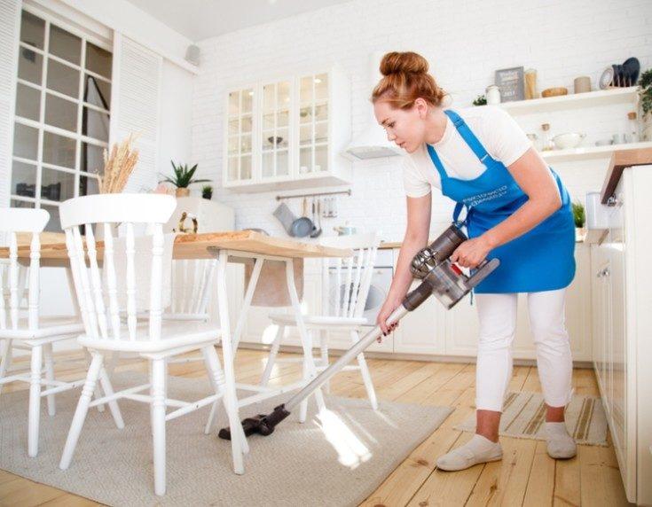 (+34 фото) Как быстро сделать генеральную уборку