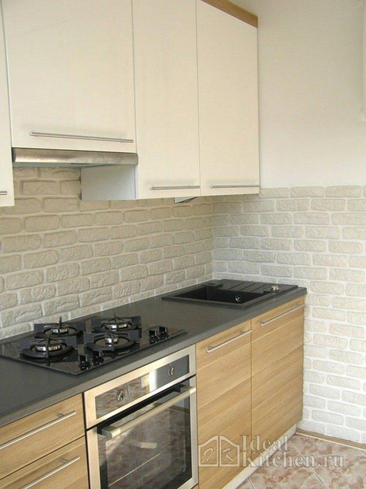 Плитка для кухни в современном интерьере: 77 фото