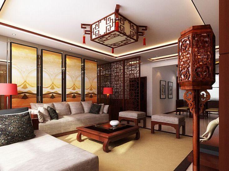 (+60 фото) Китайский стиль в интерьере