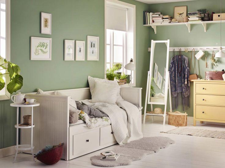 (+35 фото) Мебель Хемнэс в интерьере