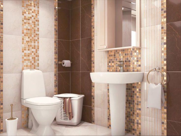 Дизайн плитки для ванной из каталога Леруа-Мерлен – 2020 Дизайн Интерьера A-R-S