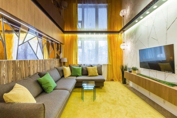 (+178 фото) Красивые натяжные потолки лучшие идеи и фото