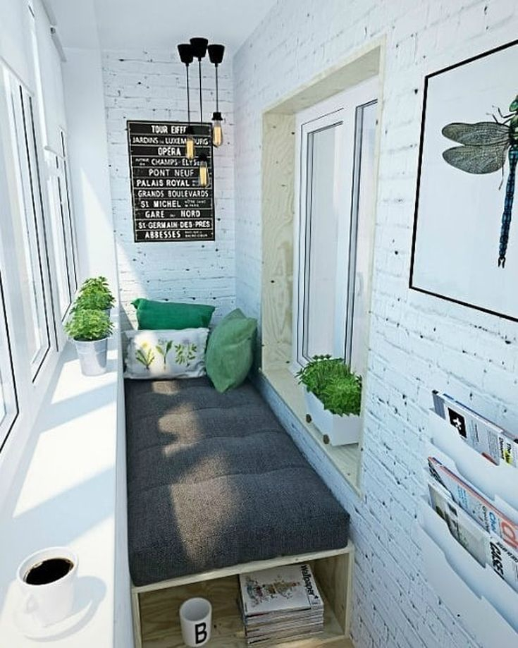 47 фото интерьер балкона в скандинавском стиле