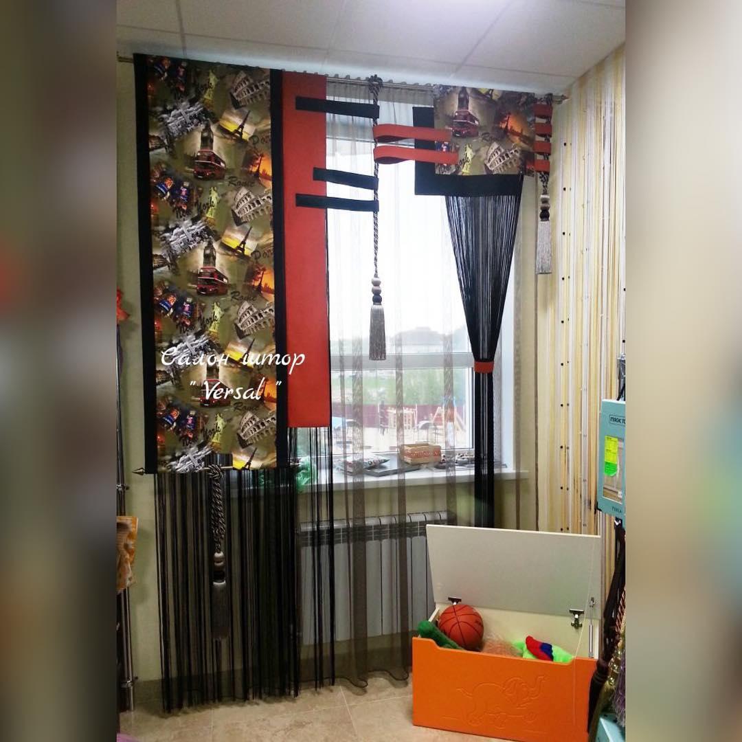 22 фото шторы нити Кисея в интерьере кухни, спальной, гостинной