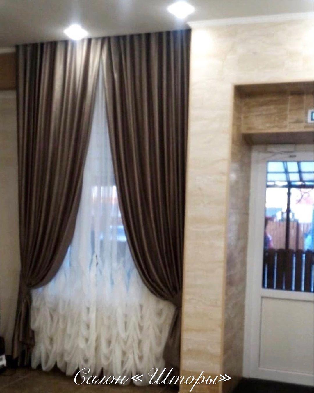 18 фото шторы в зале в интерьере обычных квартир