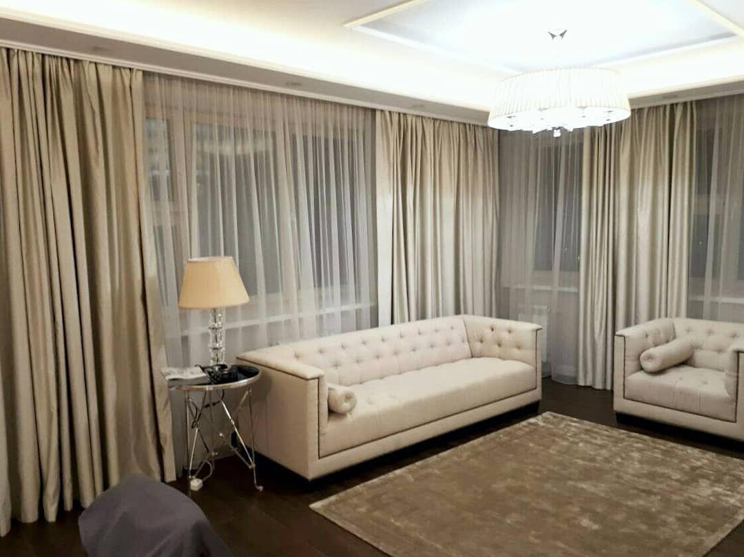(+76 фото) Интерьер гостиной фото реальных квартир