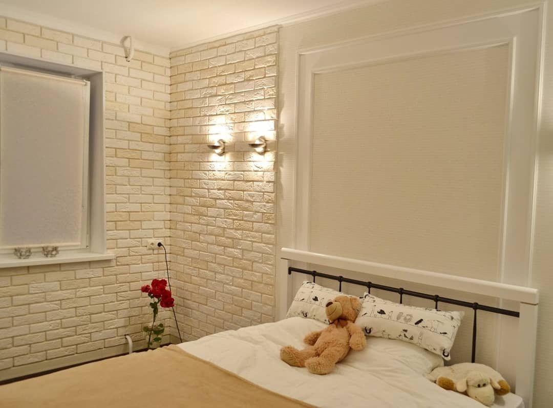 40 фото интерьер спальни без окон