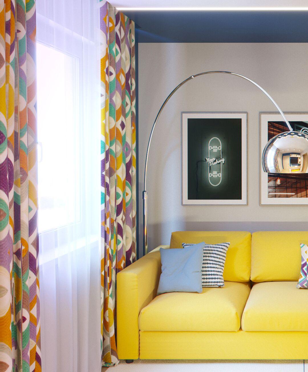 (+60 фото) Интерьер гостиной 15 кв м