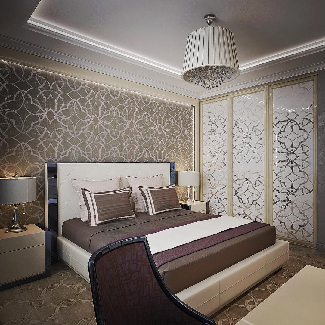 40 фото неоклассика в интерьере спальни