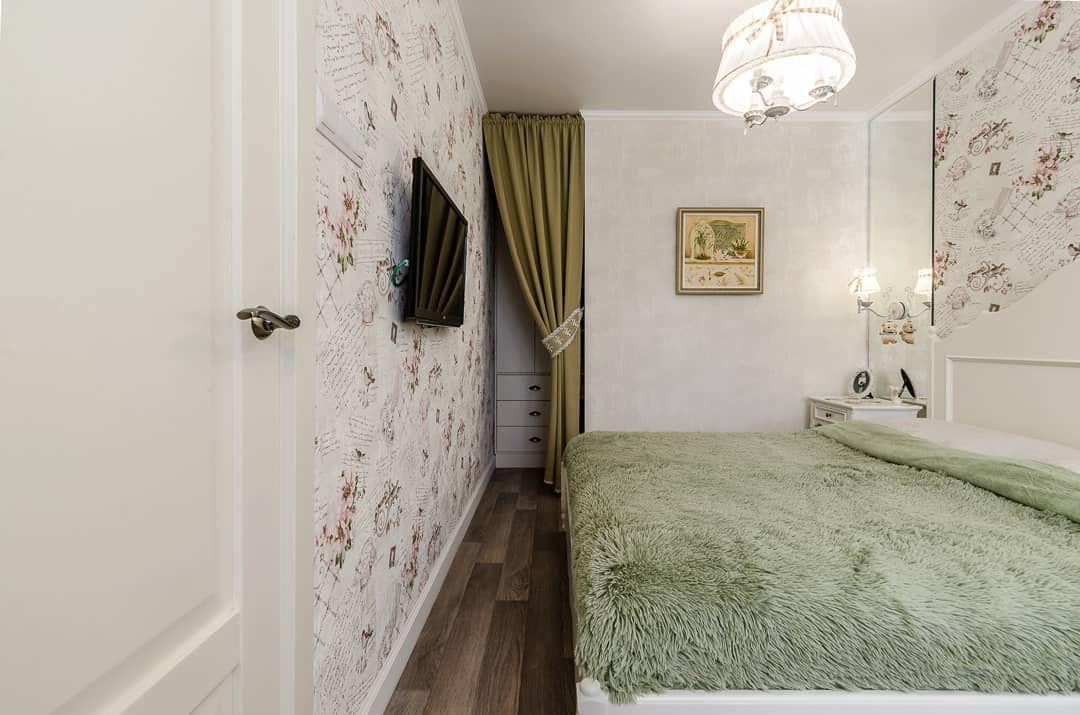 70 фото интерьер спальни в хрущевке