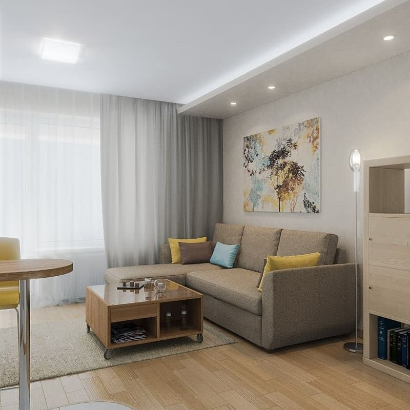 56 фото интерьер гостиной фото реальных квартир