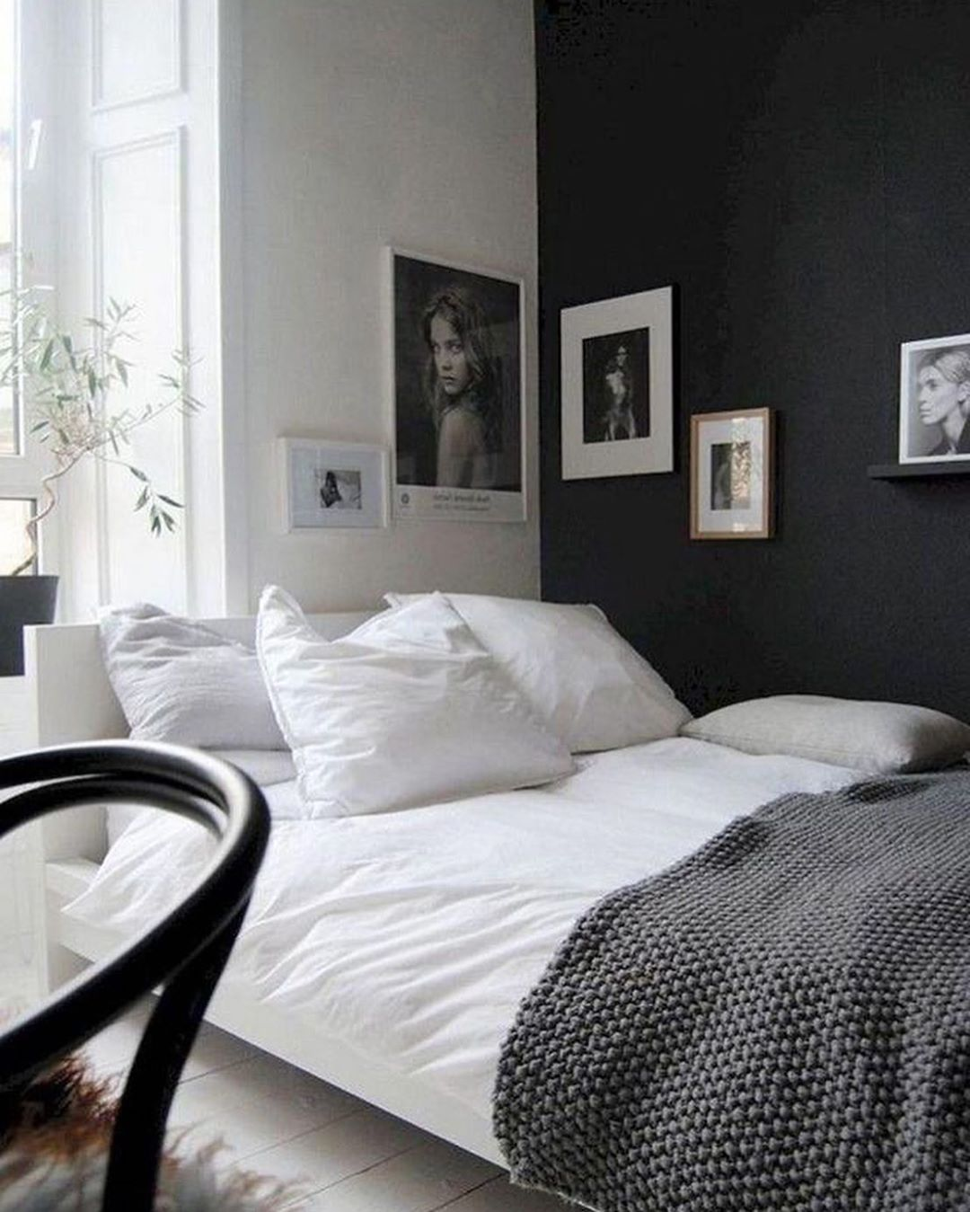 70 фото скандинавский интерьер спальни