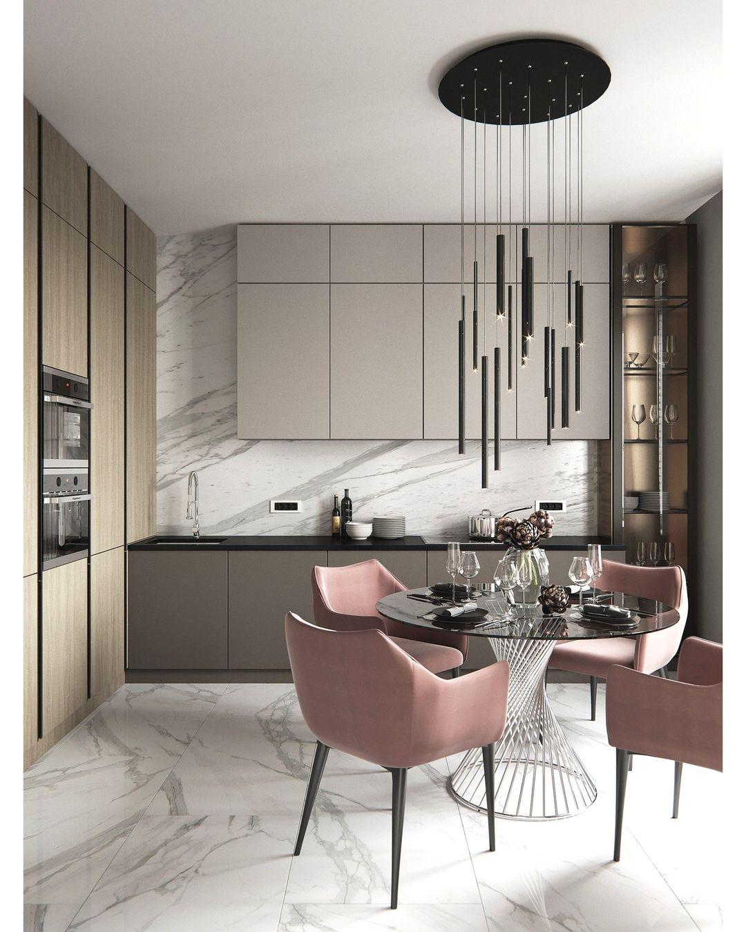 70 фото интерьер дома кухня совмещенная с гостиной