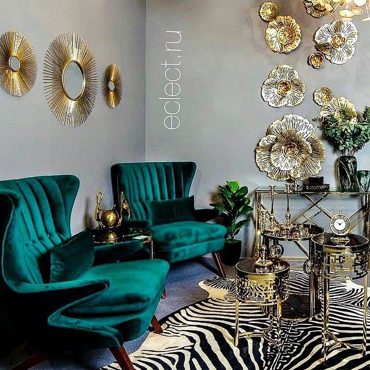 50 фото зеленый цвет в интерьере гостиной