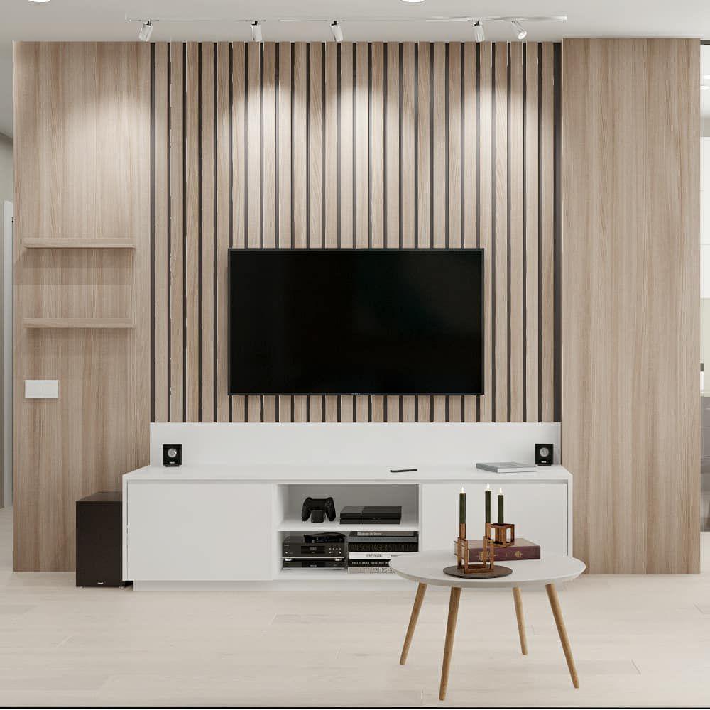 100 фото 3д панели в интерьере гостиной