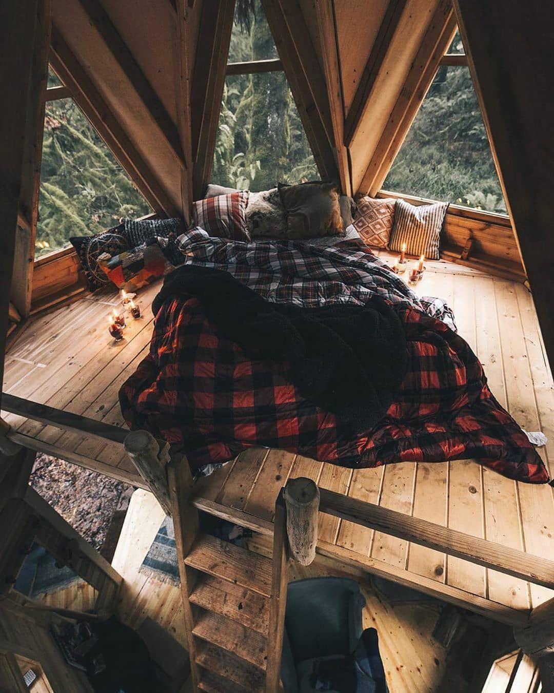 60 фото деревянная спальня интерьер