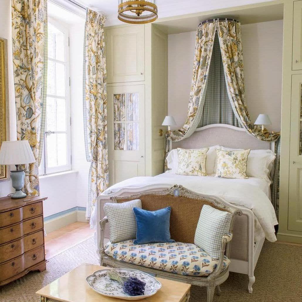 80 фото спальня прованс в интерьере