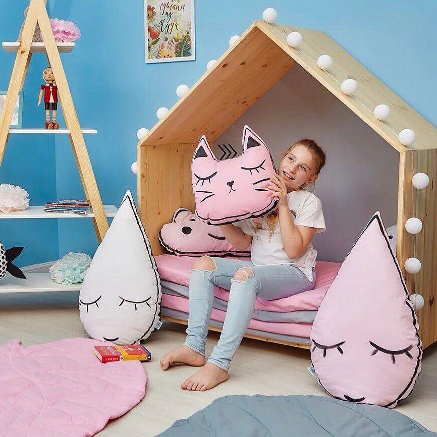 (+90 фото) Интерьер спальни для девочки