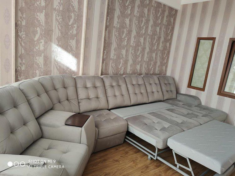 (+57 фото) Интерьер квадратной гостиной