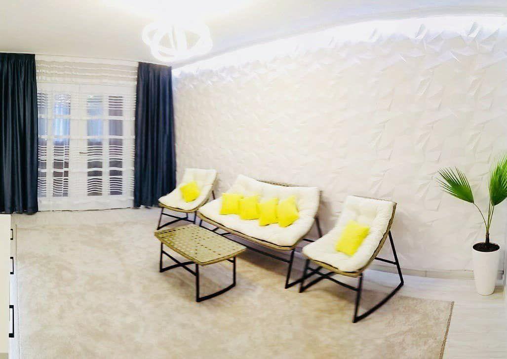 (+58 фото) Интерьер гостиной в стиле хай тек