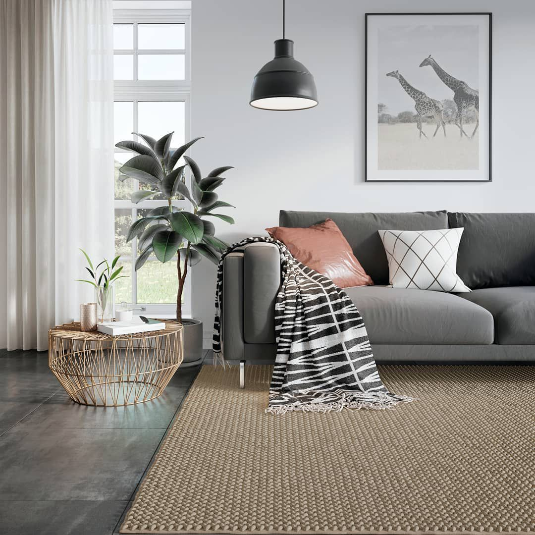 (+82 фото) Скандинавский стиль в интерьере гостиной