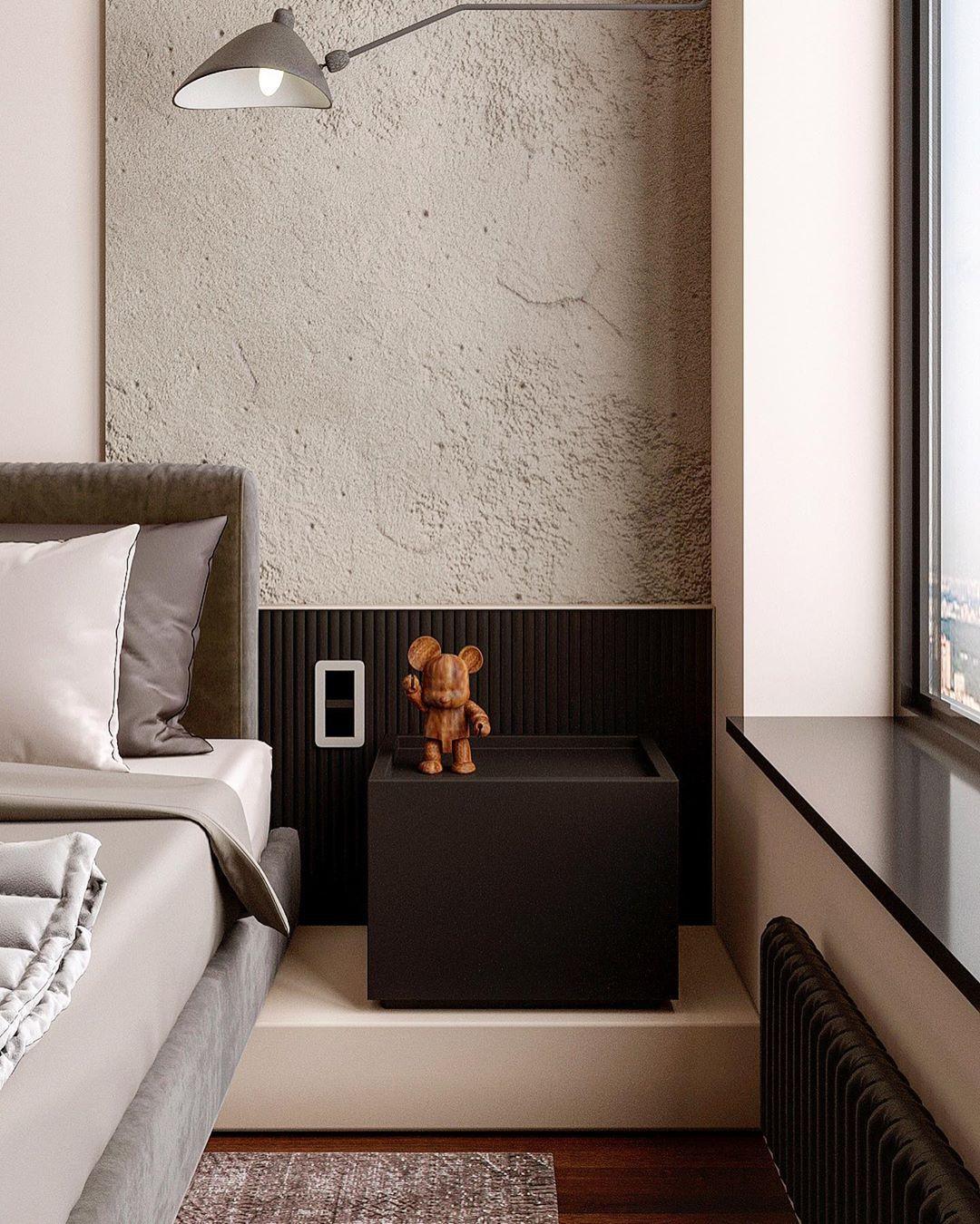 50 фото ковер в интерьере спальни
