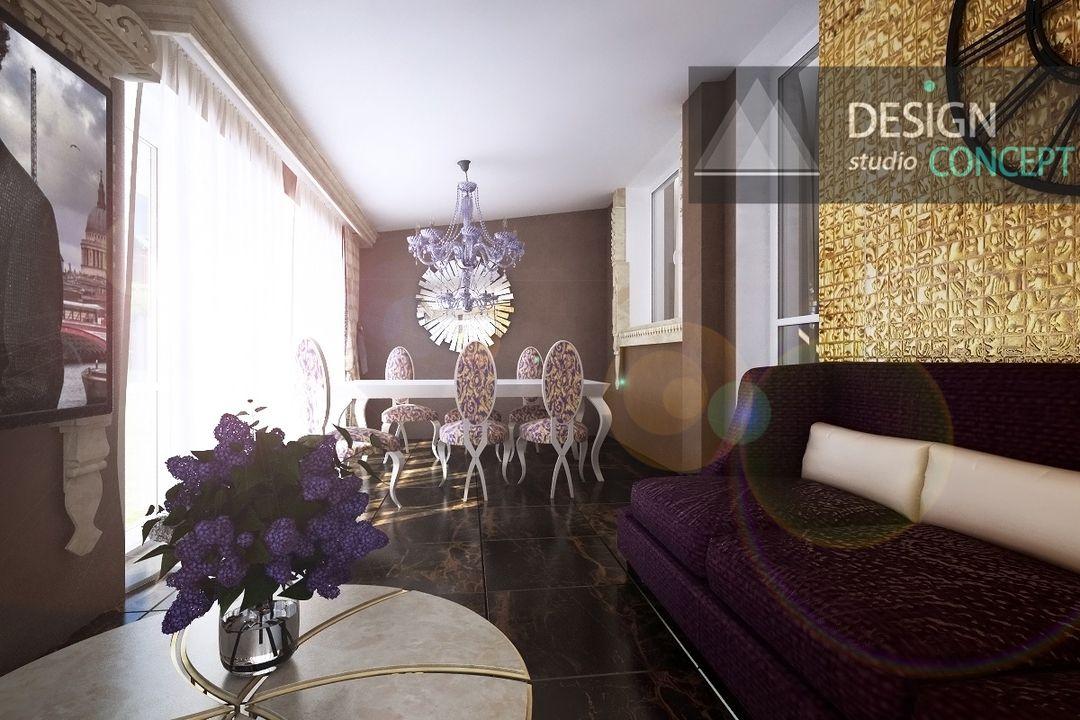 40 фото плитка в интерьере гостиной