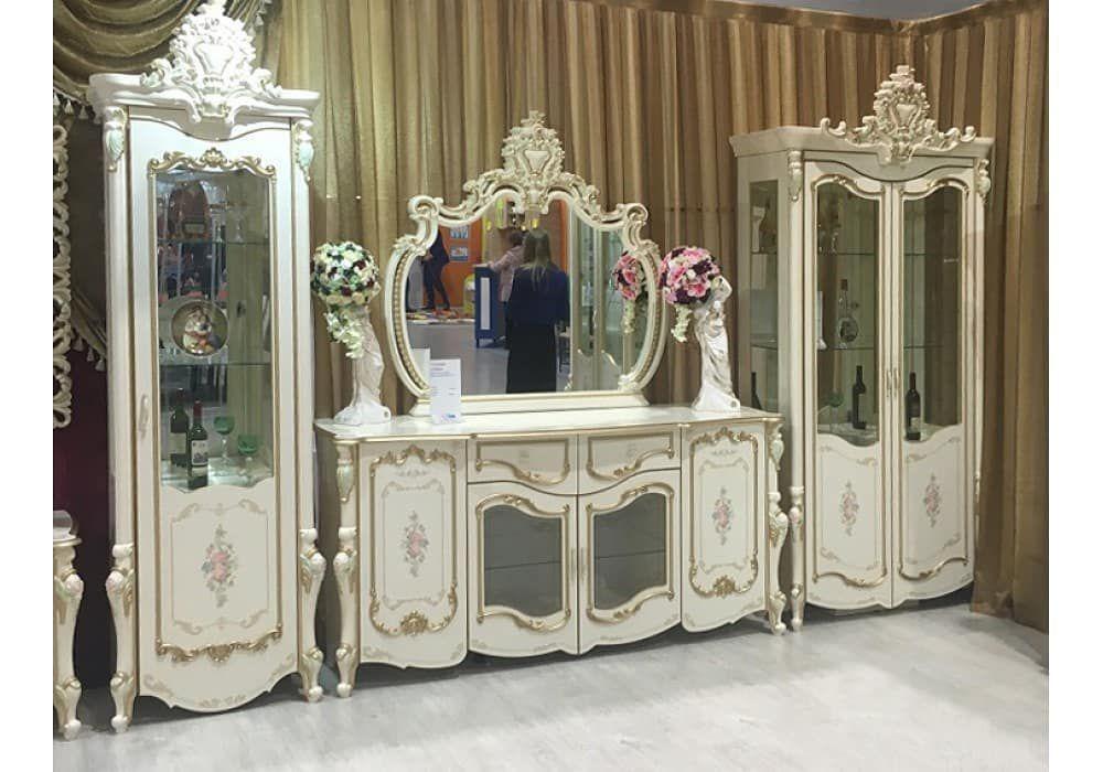 (+75 фото) Зеркала в интерьере гостиной