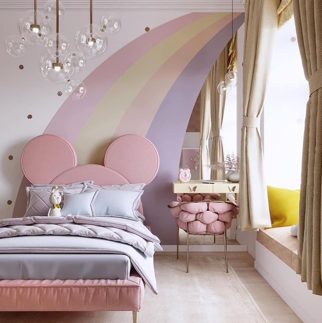 70 фото интерьер спальни для девочки