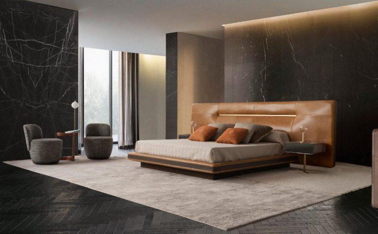 90 фото интерьер спальни в современном стиле