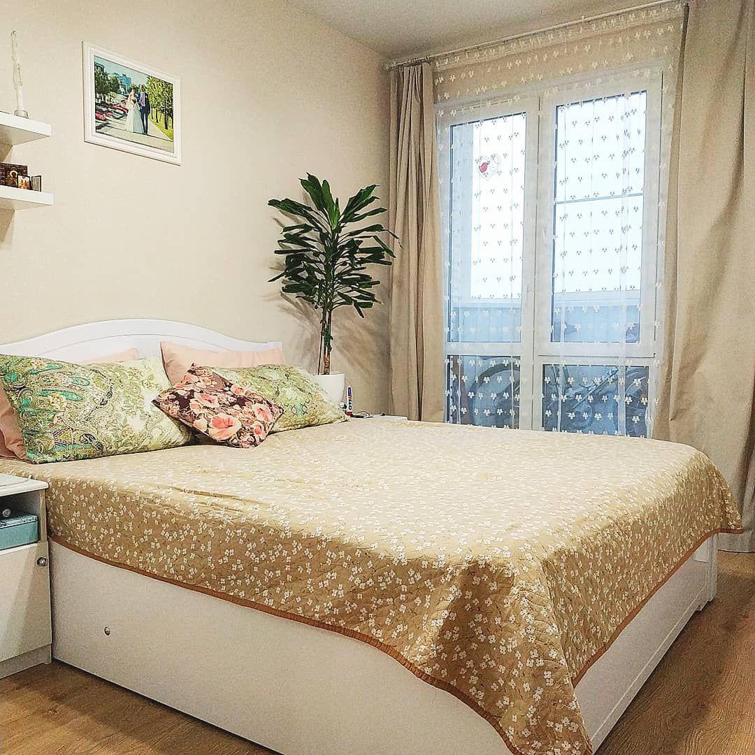 40 фото интерьер спальни с белой мебелью