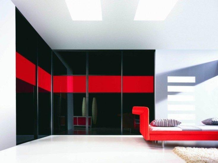 (+65 фото) Шкафы купе в разных комнатах и стилях 65 фото