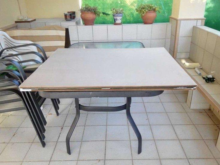 (+60 фото) Теннисный стол своими руками чертежи размеры фото
