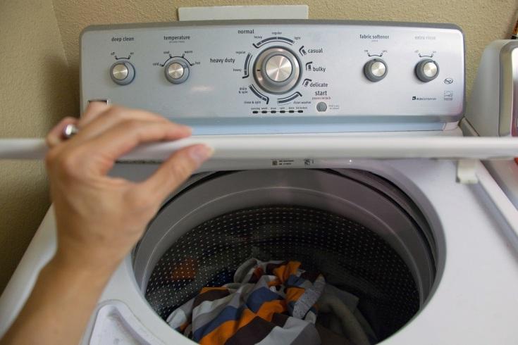Размеры стиральных машин с вертикальной загрузкой